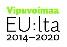 Vipuvoimaa EU:lta logo.