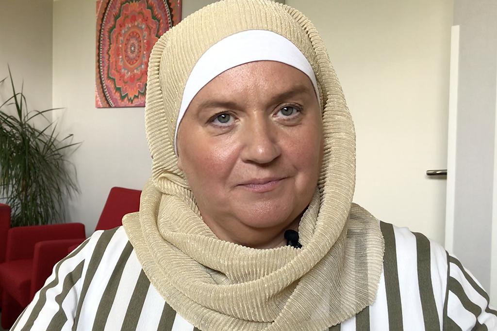 Projektipäällikkö Anne Hammad Diakonissalaitoksen Siuojattomat-projektista