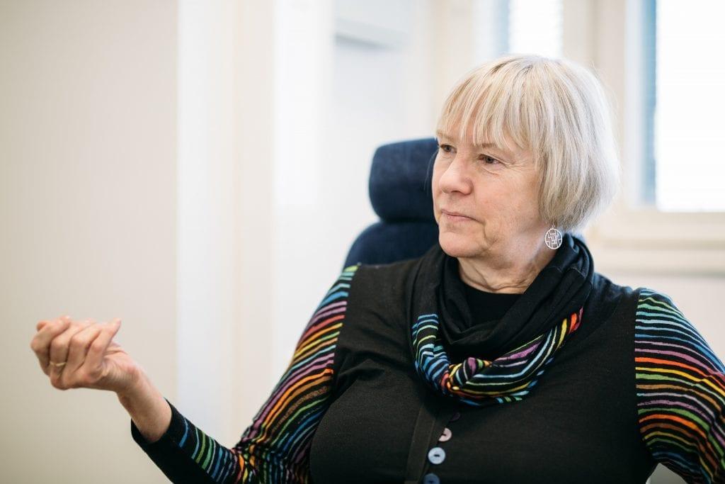 Neurologian erikoislääkäri Kati Juva kertoo muistisairauksista.