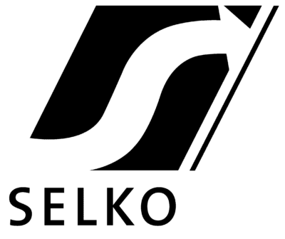 Selkotunnuksen logo, jossa teksti Selko